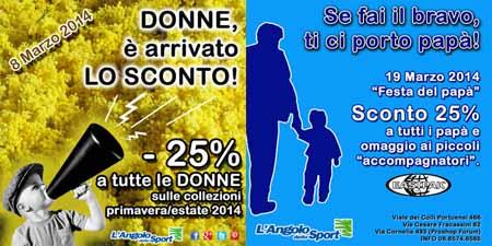 Marzo 2014 AngoloDelloSport - SocialWebMax