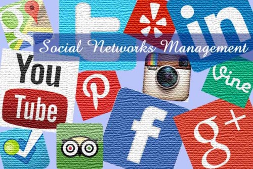 Social Networks Management - SocialWebMax