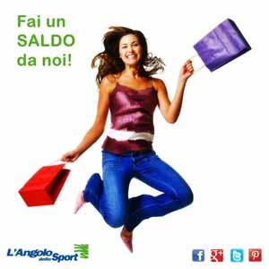 fai un saldo - Angolo Dello Sport - SocialWebMax