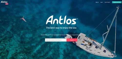 Antlos, il portale social che collega skipper ed armatori con viaggiatori di mare - SocialWebMax