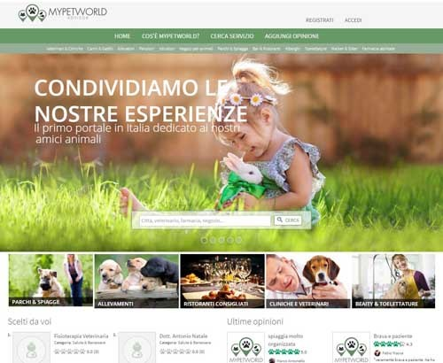 mypetworld homepage - SocialWebMax