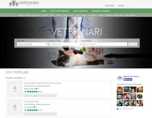 mypetworld veterinari - SocialWebMax