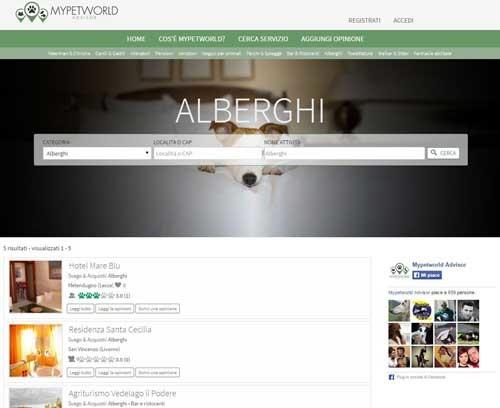 mypetworld hotel - SocialWebMax