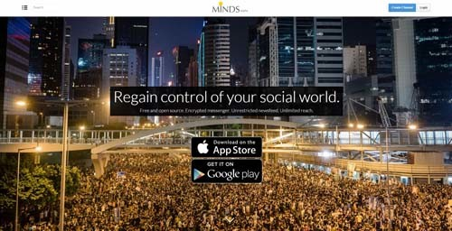 Minds 02 - SocialWebMax