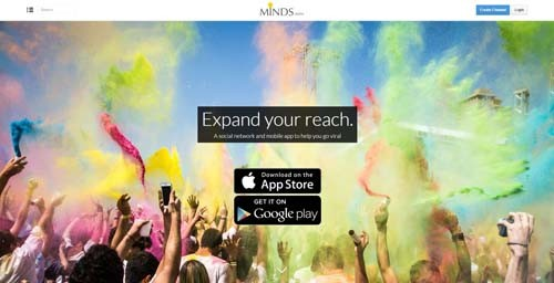 Minds 03 - SocialWebMax