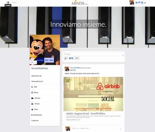 Minds 10 - SocialWebMax