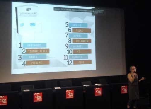 Anna Covone alla SMWRME - SocialWebMax