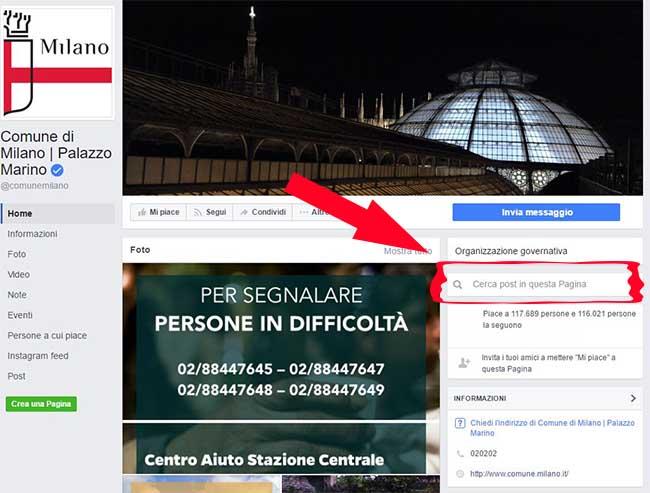Facebook e la deriva autoritaria - Ricerca Comune di Milano - SocialWebMax