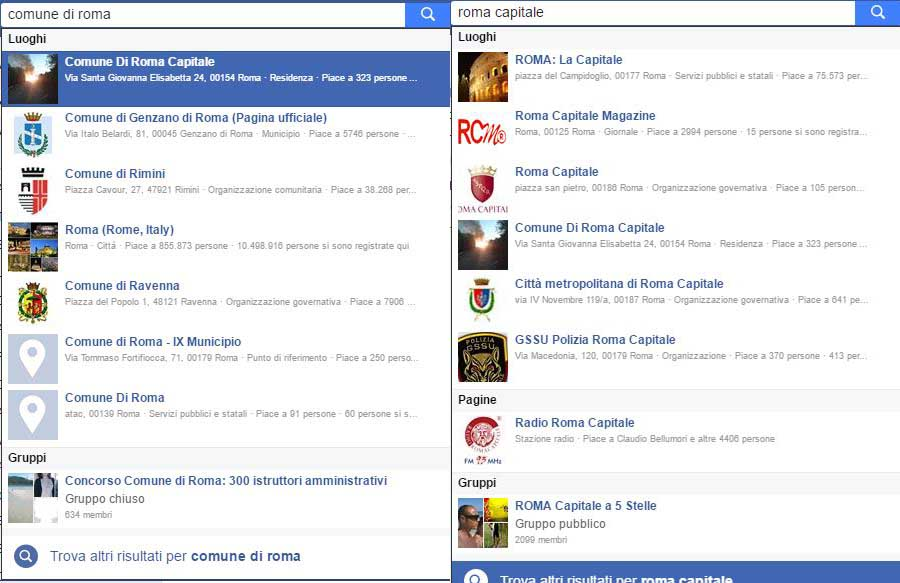Facebook e la deriva autoritaria - Ricerca Comune di Roma - Facebook - SocialWebMax