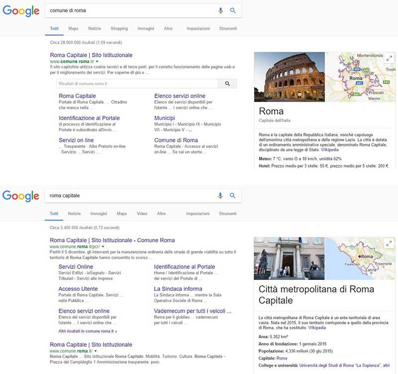 Facebook e la deriva autoritaria - Ricerca Comune di Roma - Google - SocialWebMax
