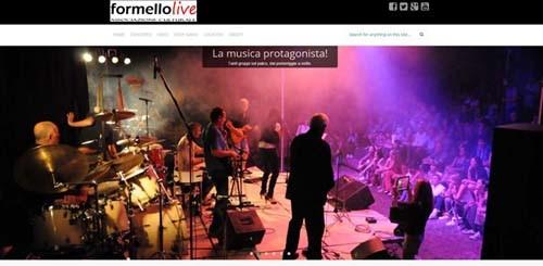 FormelloLive-sito01 - SocialWebMax