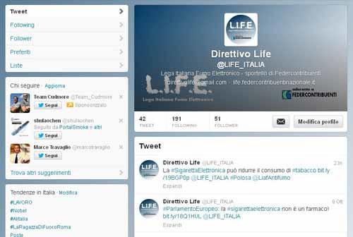 LIFE Twitter - SocialWebMax