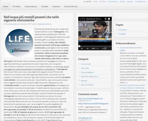 Life - contributi al sito - SocialWebMax