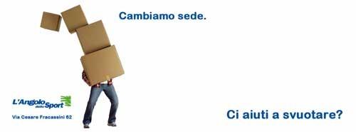 cambio sede - AngoloDelloSport - SocialWebMax