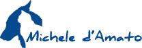 Il logo creato per il Dott. Michele d'Amato.