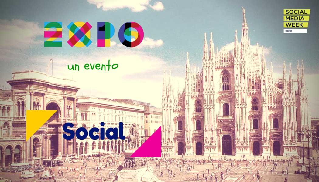EXPO2015- evento Social #SMWRME - SocialWebMax