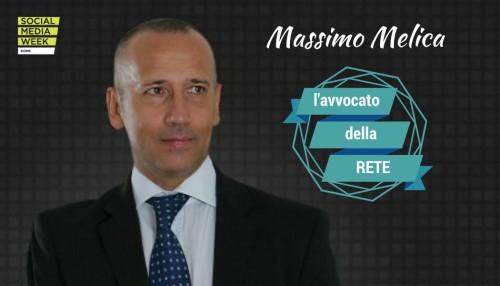 Massimo Melica, l'avvocato della rete #SMWRME - SocialWebMax