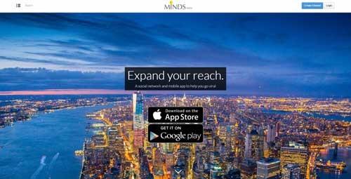 Minds 01 - SocialWebMax
