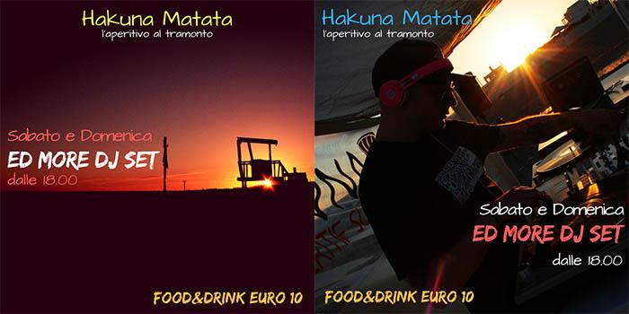 Hakuna Matata - grafiche SocialWebMax 01