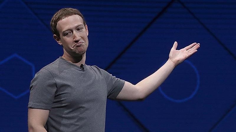 odio e paura su facebook - SocialWebMax - zuckerberg